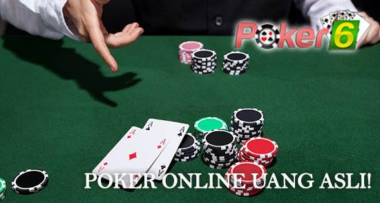 Situs Poker Online Uang asli Terpercaya