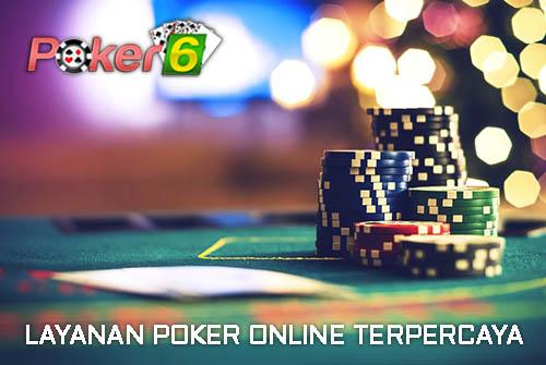 Layanan Poker Online Terpercaya