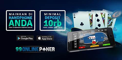 Poker Online Terpercaya 99onlinepoker