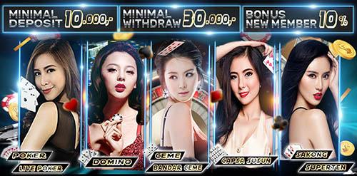 Poker Online Terpercaya Queenpoker99