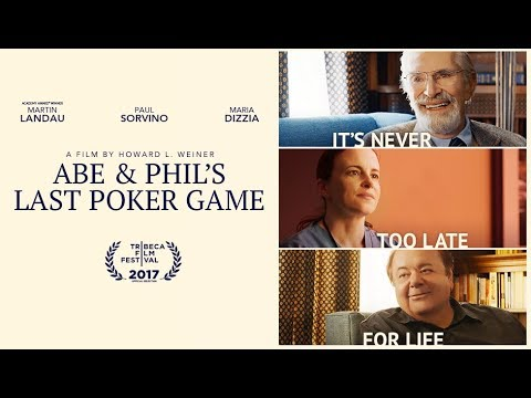 Film Judi Poker Abe dan Phil Last Poker Game